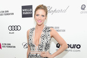 Brittany Snow Evening Dress