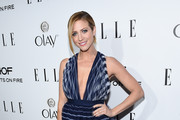 Brittany Snow Halter Dress
