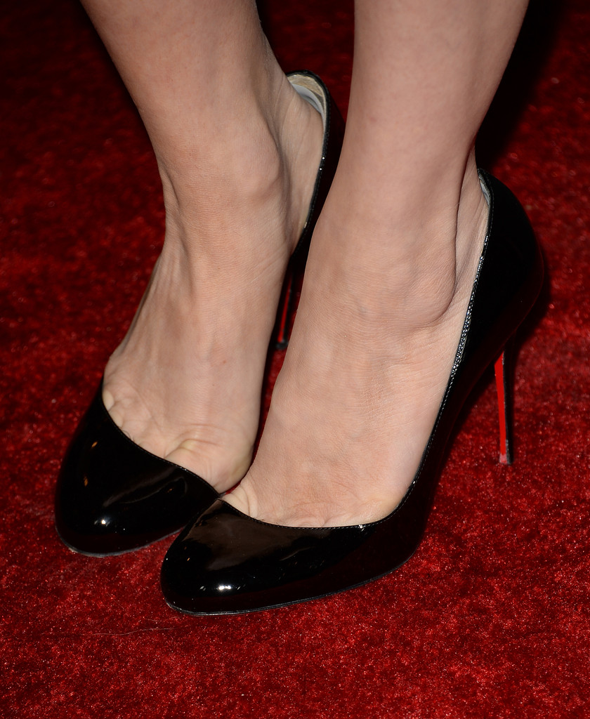 Brittany Snow Pumps - Brittany Snow Shoes Looks