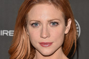 Brittany Snow Long Wavy Cut