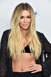 Rachel Platten looked radiant with her ombre mermaid waves at the BMI Pop Awards.