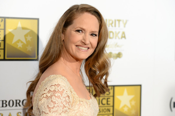 More Pics of Melissa Leo Cocktail Dress (1 of 6) - Melissa Leo Lookbook - StyleBistro [hair,skin,hairstyle,blond,beauty,yellow,long hair,brown hair,dress,smile,arrivals,melissa leo,beverly hills,california,the beverly hilton hotel,broadcast television journalists association,third annual critics choice television awards]
