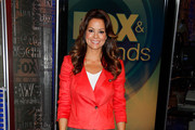 Brooke Burke Leather Jacket