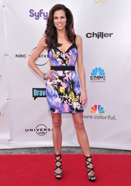 Brooke Burns Print Dress