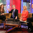 Swimsuit Model Brooklyn Decker Appears on Fox and Friends February 13, 2013
