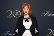 Christina Hendricks Evening Pumps