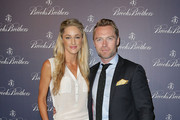 Brooks Brothers Store Opening Night