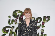 Bryce Dallas Howard Pussybow Blouse