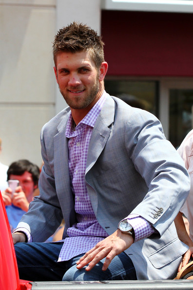 Bryce Harper Clothes