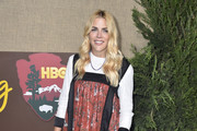 Busy Philipps Sequin Dress