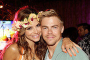 Derek Hough and Maria Menounos Photo