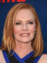 Marg Helgenberger sported a classic mid-length bob at the CBS Summer TCA Party.