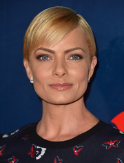 Jaime Pressly attended the CBS Summer TCA Party sporting a sleek short 'do.