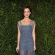 Nora Zehetner at the 2013 Chanel Pre-Oscars Dinner at Madeo