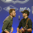 Luke Bryan and Charles Kelley