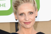 Actress Sarah Michelle Gellar arrives at the CW, CBS and Showtime 2013 summer TCA party on July 29, 2013 in Los Angeles, California.