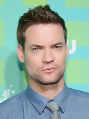 Shane West looked oh-so-hip wearing his hair in messy spikes.
