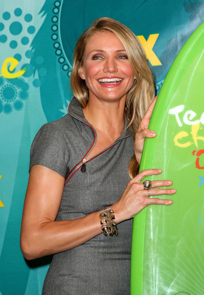 Cameron Diaz Cocktail Ring