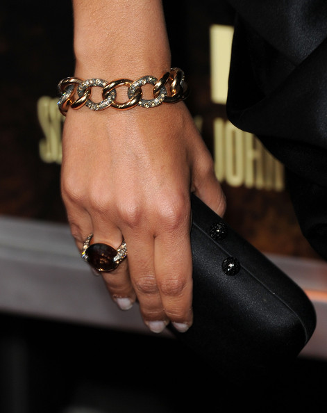 Camila Alves Diamond Bracelet