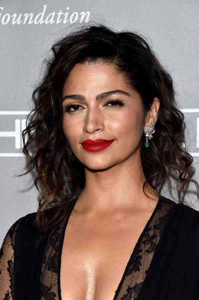 Camila Alves Loose Braid