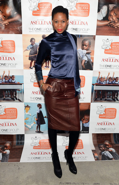 Camilla Barungi Pencil Skirt