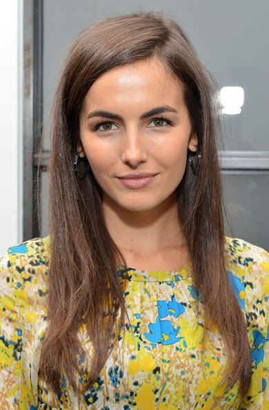 Camilla Belle Long Side Part