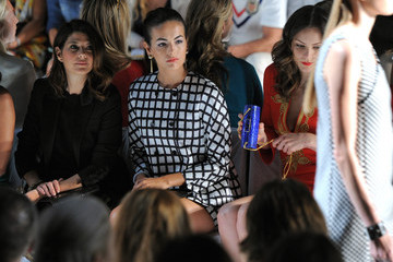 Camilla Belle Marisa Tomei Michael Kors - Front Row - Spring 2013 Mercedes-Benz Fashion Week