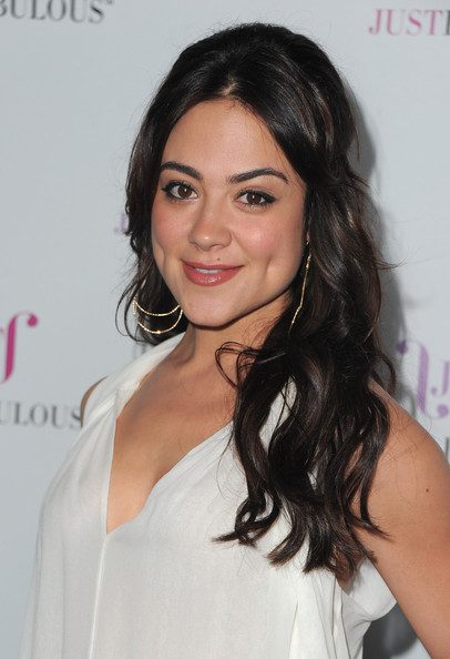Camille Guaty Hair