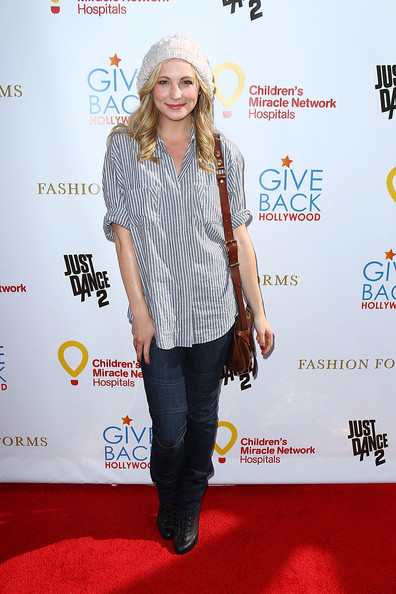 Candice Accola Skinny Jeans