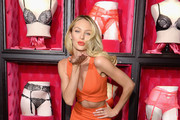 Candice Swanepoel Cutout Dress