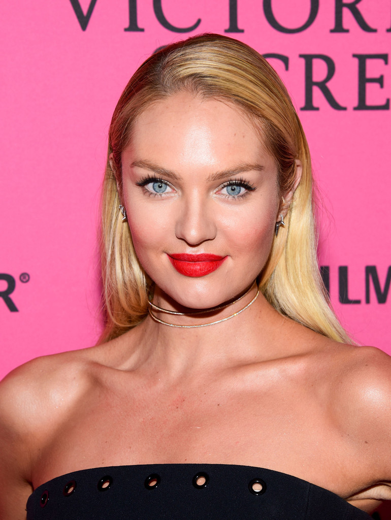 candice swanepoel long straight cut candice swanepoel