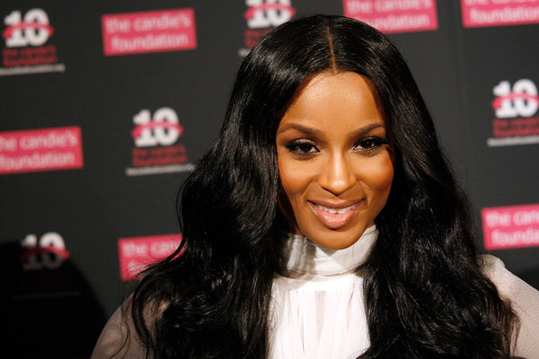 Ciara in The Candie's Foundation 2011 Event To Prevent Benefit Gala