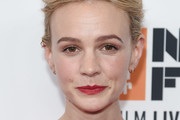 Carey Mulligan Messy Updo