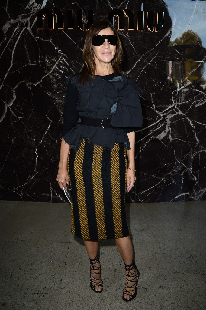 Carine Roitfeld, Queen of High-Fashion Sophistication