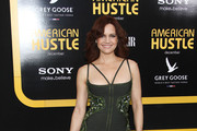 Carla Gugino Bandage Dress
