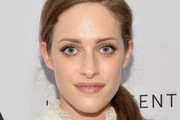 Carly Chaikin Ponytail