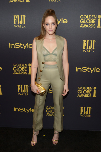 Carly Chaikin Pantsuit