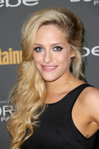 Carly Chaikin Half Up Half Down