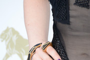 Carly Rae Jepsen Dark Nail Polish