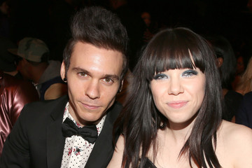 Carly Rae Jepsen Matthew Koma The 55th Annual GRAMMY Awards - Backstage And Audience
