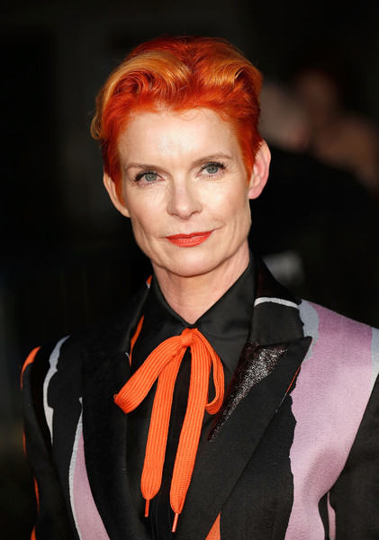 More Pics of Sandy Powell Fauxhawk (1 of 5) - Short Hairstyles Lookbook - StyleBistro []