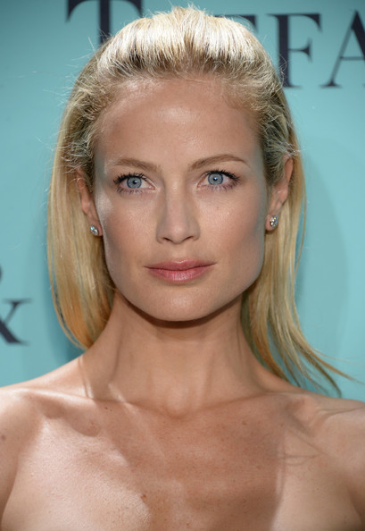 Carolyn Murphy Half Up Half Down