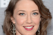 Carrie Coon Short Wavy Cut