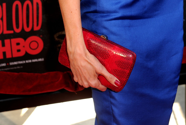 Carrie Preston Box Clutch