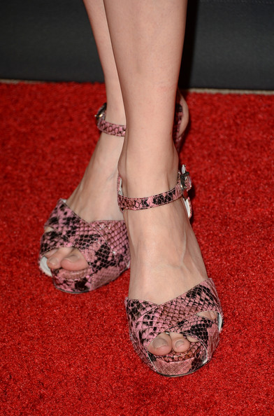 Carrie Preston Shoes