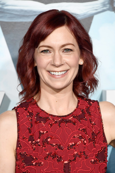 Carrie Preston Short Wavy Cut