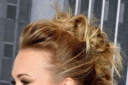 Carrie Underwood Hair Knots