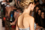 Cassidy Gifford Bobby Pinned updo