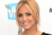 Cassie Scerbo Bright Eyeshadow