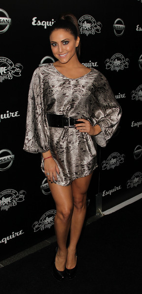 Cassie Scerbo attends the House of Hype's 2011 MTV Video Music Awards After ...